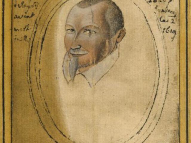 Portrait par son fils Daniel en 1599