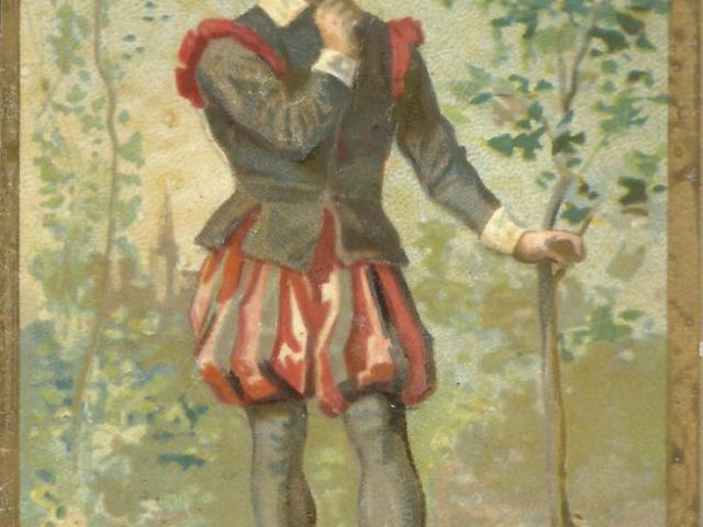 Publicité ancienne chocolat Poulain